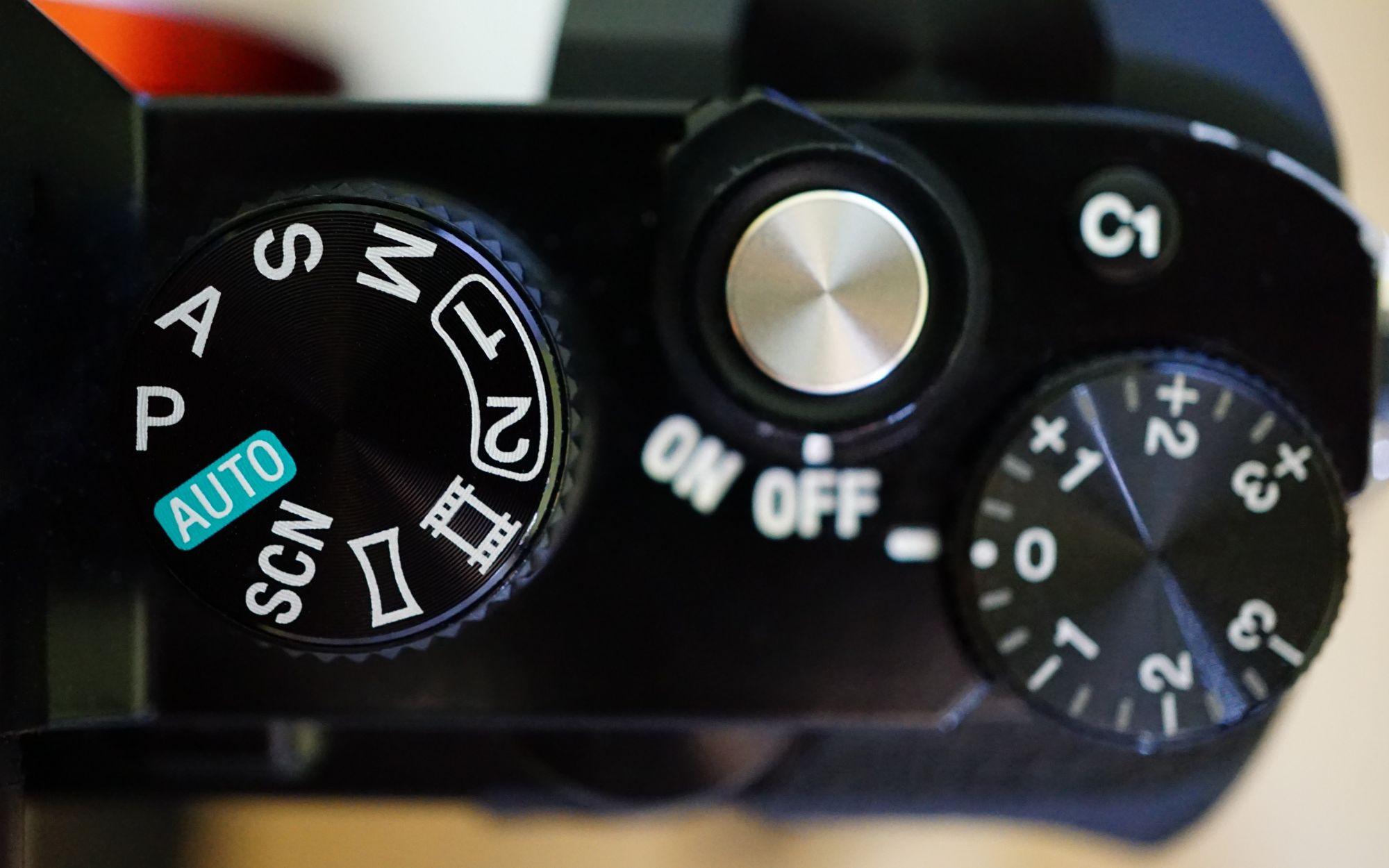 Your Camera's Manual Settings